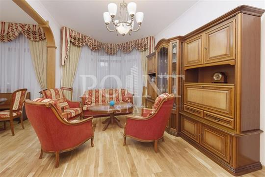 4-комнатная квартира, 168 м<sup>2</sup>, 13 этаж