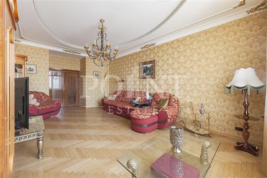 4-комнатная квартира, 150 м<sup>2</sup>, 14 этаж