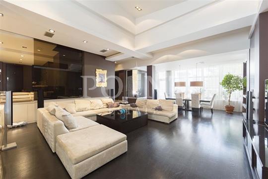 Многокомнатная квартира, 342 м<sup>2</sup>, 2 этаж