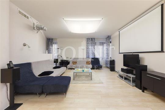 3-комнатная квартира, 115 м<sup>2</sup>, 4 этаж