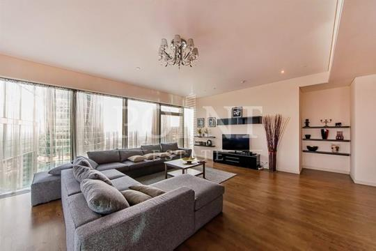 3-комн квартира, 187 м2, 33 этаж