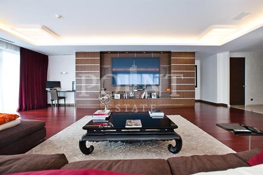 3-комн квартира, 200 м2, 39 этаж