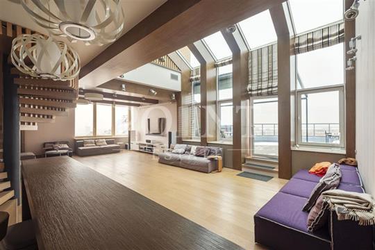 Многокомнатная квартира, 480 м<sup>2</sup>, 28 этаж