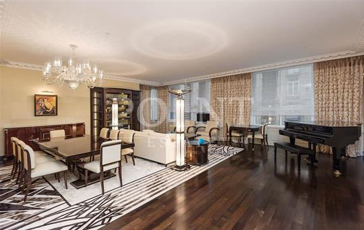 4-комнатная квартира, 187 м2, 5 этаж