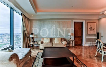 2-комн квартира, 110 м2, 50 этаж