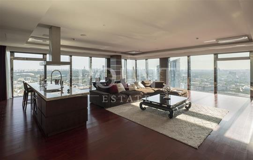 3-комн квартира, 220 м2, 39 этаж