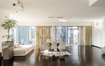 3-комн квартира, 220 м2, 29 этаж