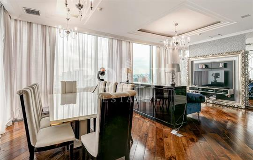 Многокомнатная квартира, 414 м<sup>2</sup>, 30 этаж