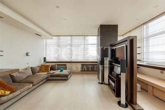3-комн квартира, 101 м2, 9 этаж