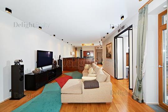 4-комнатная квартира, 250 м2, 7 этаж