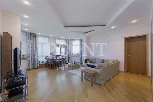 4-комнатная квартира, 134 м<sup>2</sup>, 7 этаж