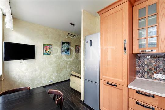 3-комнатная квартира, 60 м<sup>2</sup>, 2 этаж