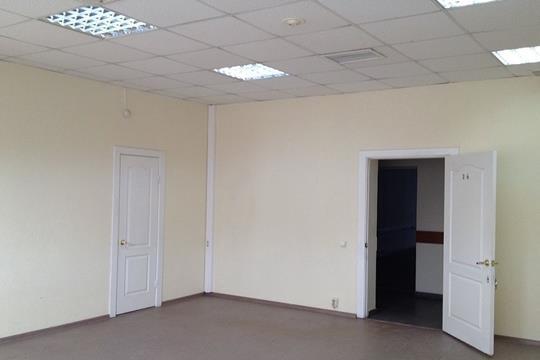 Офис, 36.4 м2, класс B