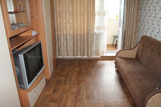 1-комнатная квартира, 48 м<sup>2</sup>, 2 этаж