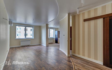 3-комн квартира, 87.5 м2, 8 этаж