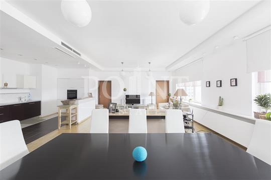 4-комнатная квартира, 175 м<sup>2</sup>, 13 этаж