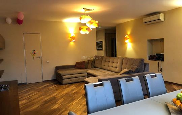 4-комнатная квартира, 110 м<sup>2</sup>, 2 этаж