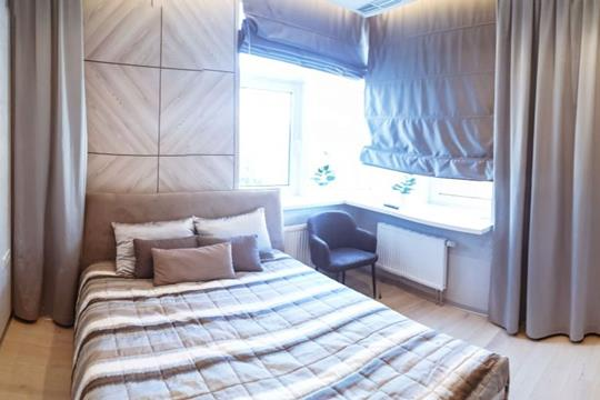 2-комнатная квартира, 51.6 м<sup>2</sup>, 3 этаж