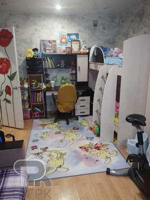 1-комн квартира, 32 м2, 4 этаж - фото 1