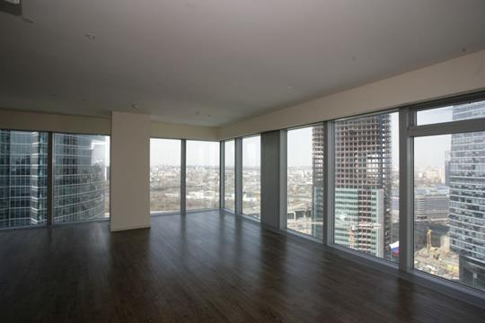3-комнатная квартира, 219 м<sup>2</sup>, 23 этаж