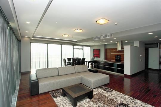 3-комн квартира, 183 м2, 24 этаж