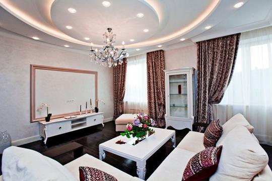 3-комнатная квартира, 130 м2, 6 этаж