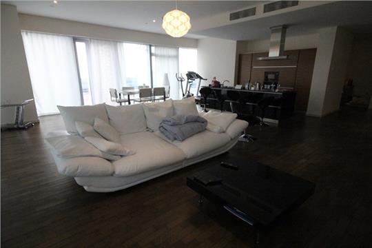 3-комнатная квартира, 310 м<sup>2</sup>, 19 этаж