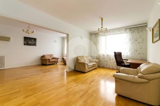 5-комнатная квартира, 150 м<sup>2</sup>, 19 этаж