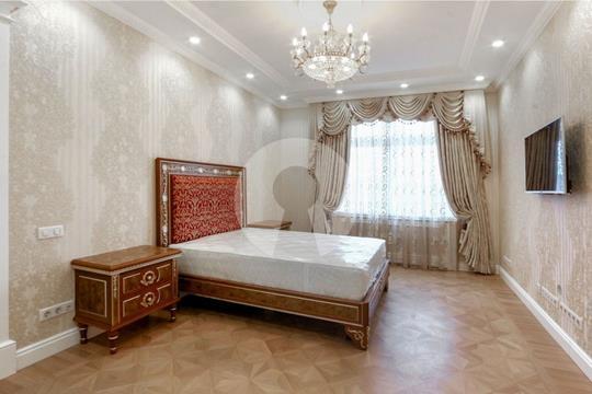 5-комнатная квартира, 202 м2, 4 этаж