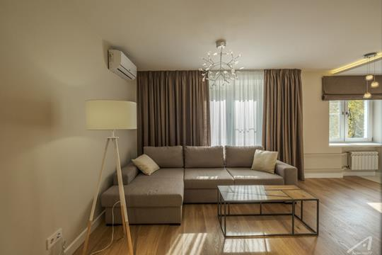 3-комн квартира, 66.7 м2, 3 этаж