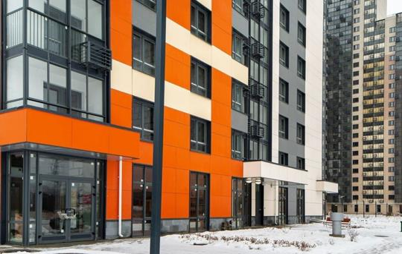 1-комн квартира, 30 м2, 15 этаж