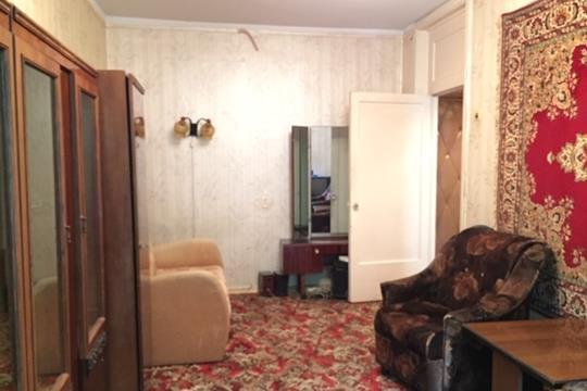 1-комнатная квартира, 33 м2, 4 этаж