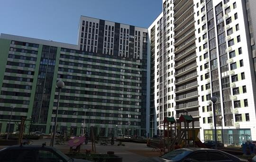 1-комн квартира, 34.7 м2, 3 этаж