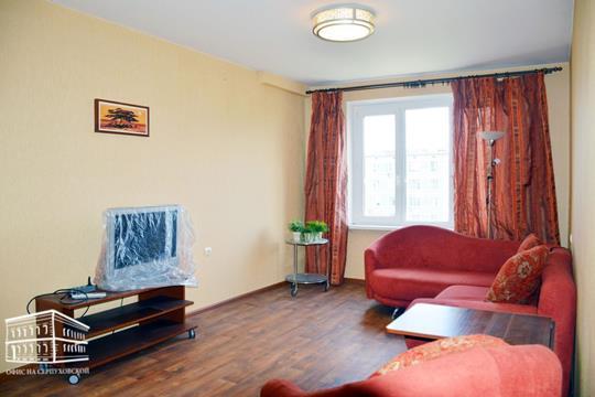 1-комн квартира, 33.3 м2, 9 этаж