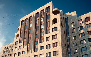 2-комн квартира, 63.4 м2, 11 этаж - фото 1