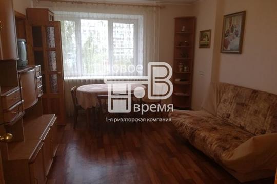 3-комнатная квартира, 63 м<sup>2</sup>, 4 этаж