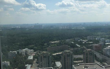 2-комнатная квартира, 108.7 м2, 24 этаж