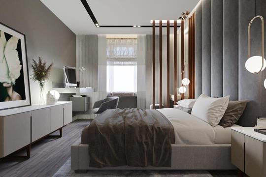 2-комнатная квартира, 85 м<sup>2</sup>, 3 этаж