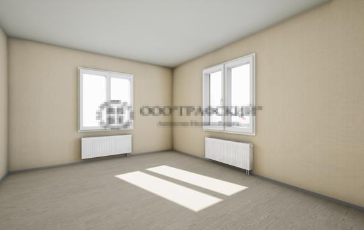3-комнатная квартира, 83.34 м<sup>2</sup>, 12 этаж