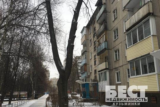 2-комнатная квартира, 44 м<sup>2</sup>, 5 этаж