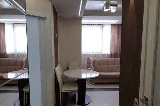 2-комнатная квартира, 41 м<sup>2</sup>, 1 этаж