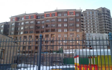 2-комнатная квартира, 41.7 м<sup>2</sup>, 2 этаж