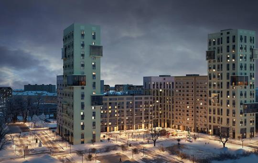3-комнатная квартира, 64.01 м<sup>2</sup>, 9 этаж