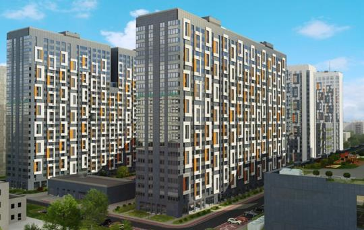 2-комнатная квартира, 64.9 м<sup>2</sup>, 2 этаж_1