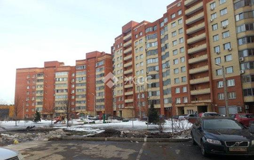 1-комнатная квартира, 60.6 м<sup>2</sup>, 2 этаж