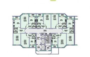 1-комн квартира, 35.8 м<sup>2</sup>, 7 этаж_1