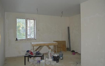 1-комнатная квартира, 43 м<sup>2</sup>, 2 этаж