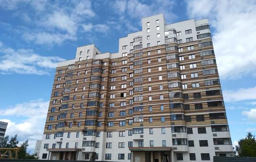 1-комнатная квартира, 33.9 м2, 9 этаж