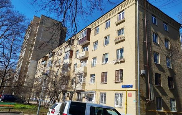 1-комн квартира, 34.4 м2, 4 этаж