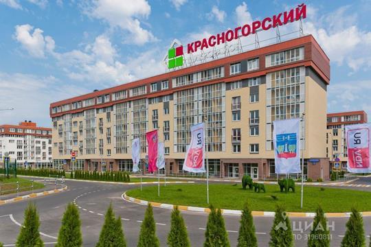 3-комнатная квартира, 85.5 м<sup>2</sup>, 7 этаж